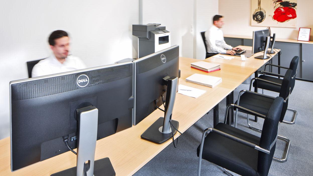 Muther & Partner – Büro